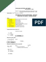 4.2 Calculo Estructural Manantial Ladera - SEPULTURA PATA
