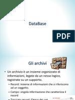 Database 2018