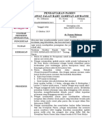 008 ARK SPO Pendaftaran Pasien Rawat Jalan Baru Jaminan Asuransi