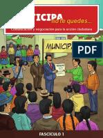 Comunicación y Negociación Para La Acción Ciudadana