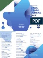 Dan Grada Osijeka - 2019