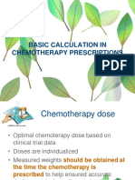 Basic Caculation in Chemotherapy.pdf