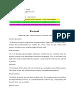 Drilling Essay