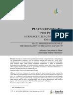 Satyricon - Platão revisitado por Petrônio