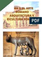 Tema 2 Arte Romano
