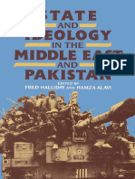 Fred Halliday, Hamza Alavi (Eds.) - State and Ideology in the Middle East and Pakistan (1988)