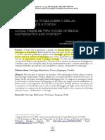 poesia e musica e matematica