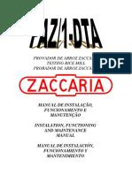 Manual de Molino de Prueba Zaccaria Paz 1