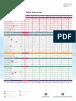 Pdc Workshops 2019 Calendar