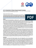 2015 ROP Enhancement in Shales Through Osmotic Processes SPE IADC 173138 MS