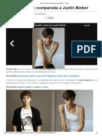 Corinna Ingenleuf - Nova Modelo Comparada a Justin Bieber