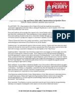 Landtroop and Perry Endorse Ken Paxton