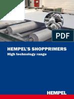 Hempel Shopprimers