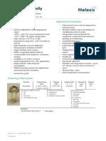 MLX90614 Datasheet Melexis (1)