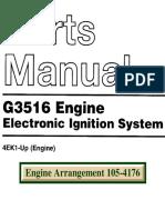 Manual partes 3516