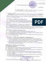Contract Sponsorizare OrheiLand