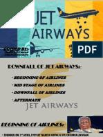 Downfall of Jet Airways