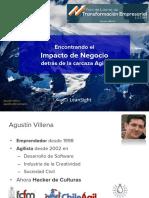 Encontrando El Impacto de Negocio Detrás de La Carcaza Agile