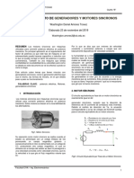 Informe Motores y Generadores