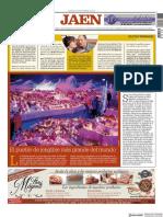 Diario_Jaen(2019-11-19) Artículo de opinión sobre Felipe Pedrell