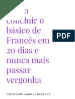 E-book Como adquirir o francês