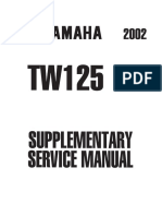 Yamha Tw 125 Manuel
