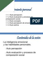 Conocimiento Personal