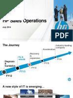 HPSalesOps Overview Internal June2012 Ver3