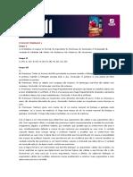 Correção Caderno de atividades filosofia 11 ano