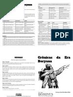 Dominus - Crônicas Da Era Boryana