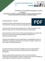 Datacenters en Costa Rica lidian con la competencia de gigantes y nuevas tecnologías - El Financiero
