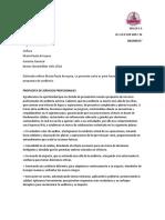 Propuesta de Auditoria (Clientes)