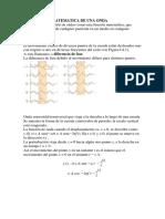 Descripción Matemática de una Onda