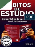 Hábitos de Estudio. Guía Práctica de Aprendizaje