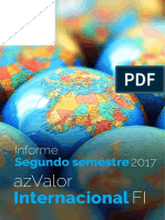 Informe 4º Trimestre 2017 Azvalor Inter