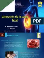 Valoracion de La Salud Fetal(1)