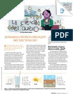 Cheese Article Spanish