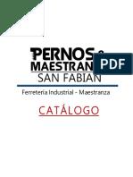 CatalogoPSF Poblete