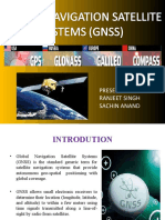 GNSS Presentation