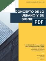 Ejercicio1 Lo Urbano Ana Pino y Maria Mendoza