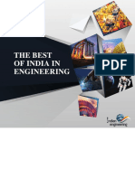 The Best of India in Engineering 2017