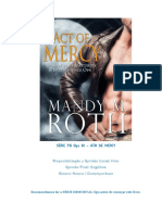 Mandy m. Roth - Psi Ops 01 - Acof Mercy (Afdp)