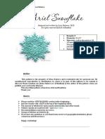 Ariel Snowflake ENG