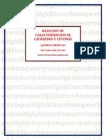 Aldehidos y Cetonas Final Quimica