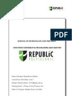 IEP Report