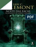 Noite das Facas - Ian C. Esslemont.pdf