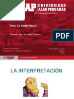 Semana 4 Interpretacion
