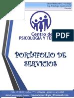 Portafolio de Servicios 1