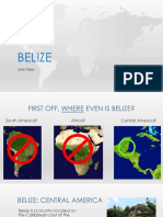 belize  drugs and stuff