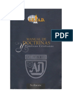 Manual de Doctrinas Asambleas de Dios de Venezuela1
